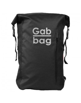 Reflective Gabbag 35L black