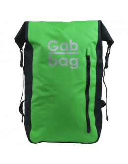 Reflective Gabbag 35L green