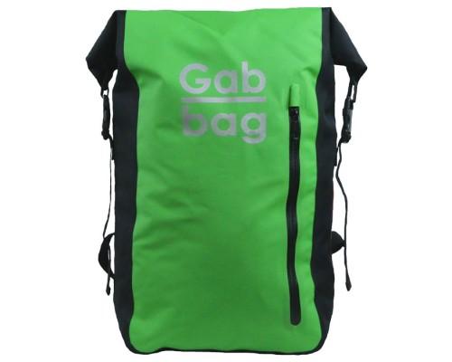 Reflective Gabbag 35L green