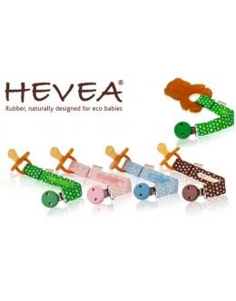 Hevea pacifier holder