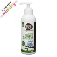 Pure beginnings organsko milo & šampon
